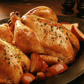 при курицы в коптильне не допускайте превышения температур