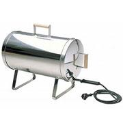коптильня электрическая предназначена для холодного и горячего копчения, может использоваться в качестве жарочного шкафа